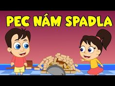Pec nám spadla | Zbierka | 13 minútový mix | Slovenské detské pesničky - YouTube Slovak Language, Kids Songs, Preschool, Family Guy, Youtube, Fictional Characters, Relax, Preschools, Nursery Songs