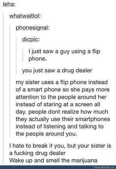I am NOT A DRUG DEALER!!!