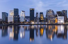 Oslo cityscape by Night, Norway – lerretsbilde til alle typer miljøer Capital Of Norway, Asia City, Architecture Images, Lofoten, Beautiful World, Ottawa, New Jersey, Places To See, Norway