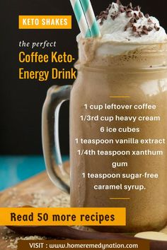50 Phenomenal Keto Smoothies And Shakes Recipes To Lose Weight Faster.
