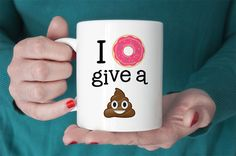 A mug that's you in the morning.