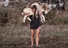 White Wolf: Shlomi Nissim - Surrealistic Visionary of Wildlife and Nature Photography