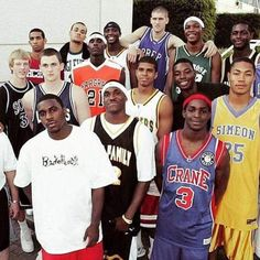 How many of these players do you know? #hoopmixtape