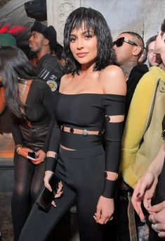 Shared by Lettinggo. Find images and videos about girl, kylie jenner and jenner on We Heart It - the app to get lost in what you love. Kylie Jenner 2017, Kylie Jenner Makeup, Kendall Jenner Outfits, Kardashian Kollection, Kardashian Jenner, Sexy Outfits, Fall Outfits, Kim K Style, Jenner Sisters