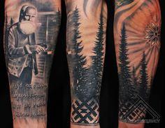 Photo #1075 - LATVIEŠU SIMBOLI - Meistari - Tattoo Frequency