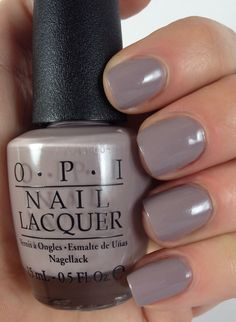 OPI Taupe-less Beach #BRAZILOPI #OPILovers #nails #taupe