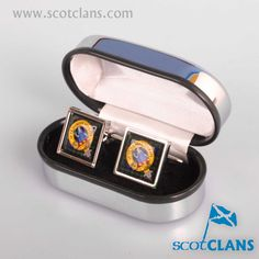 Lyon Clan Crest and