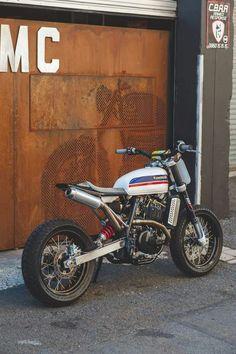 Kawasaki Cafe Racer.