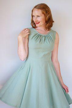 Felicity Dress Ladies PDF Sewing Pattern Multi by Jenniferlauren
