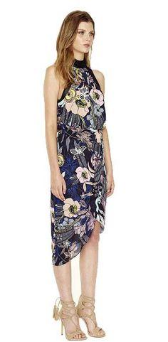 Cooper St Wildest Moments Drape Dress