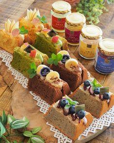 Köstliche Desserts, Delicious Desserts, Dessert Recipes, Jam Recipes, Sweet Recipes, Ogura Cake, My Coffee Shop, Best Sweets, Sandwich Cake