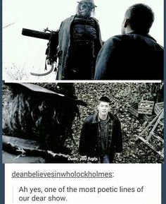 Ahh the early seasons of Supernatural