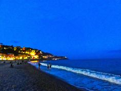 Nice, France, Mediterranean