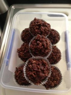 Choc Crackles, Without Copha) Recipe - Food.com
