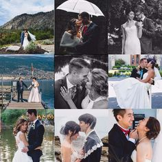fabulous vancouver wedding I had the opportunity to work with so many amazing couples this year. We are so thankful for these relationships and these moments. Cheers to all the newlyweds of 2015! #weddings #bride #groom #bestnine #couples by @elaiphotography  #vancouverwedding #vancouverwedding