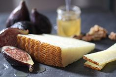 Manchego, figs,  honey,  and candied pecans with a glass of a fine wine or Prosecco is my favorite dinner.