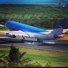 Awesome landing