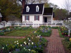 Colonial Williamsburg, #Virginia.  frontiertraveler.com