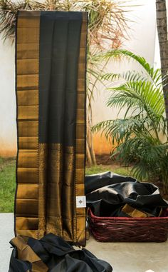 Discussion! Would You Wear A Black Saree on Your Wedding Day? | Marigold Tales