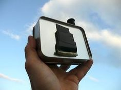 pinhole, 35 mm, with video!