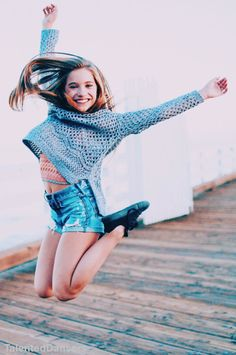 Hey! My name is Mackenzie and I'm Maddie's little sister! I love to sing, dance and hang out with friends! I'm 12 years old and single. Introduce? ~Mackenzie