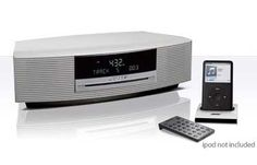 Bose radio/cd player with smart phone interface!