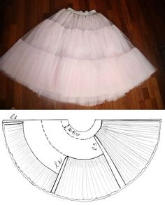 Amazing Sewing Patterns Clone Your Clothes Ideas. Enchanting Sewing Patterns Clone Your Clothes Ideas. Techniques Couture, Sewing Techniques, Skirt Patterns Sewing, Clothing Patterns, Fashion Sewing, Diy Fashion, Sewing Clothes, Diy Clothes, Sewing Hacks