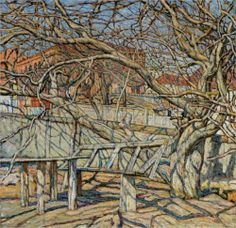 The Spring Sun - Abraham Manievich