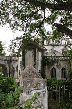 Stone Town Masjid, Zanzibar (Tanzania).