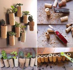 Corks crafts