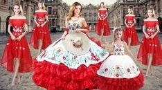 Mariachi Quinceanera Dress, Mexican Quinceanera Dresses, Quinceanera Ideas, Dama Dresses, 15 Dresses, Quince Dresses Mexican, Vestido Charro, Quinceanera Collection, Quinceanera Hairstyles