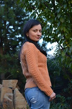 Ravelry: Angelinyshka's apricot Ravelry, Turtle Neck, Pullover, Sweaters, Fashion, Moda, Fashion Styles, Sweater, Fashion Illustrations
