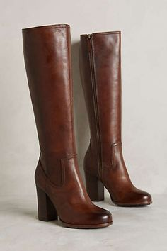 Anthropologie - Frye Parker Tall Boots
