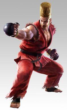 Paul Phoenix (Tekken Tag 2).