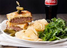 Patty Melt (Sorta Animal Style)  Oh... I should eat some lovely brunch~!!