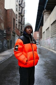 Supreme and North Face has partnered previously before and has mass successful with their winter wear. and clothing collaborations. this Fall and Winter season, they are teaming up again to create luggage, jackets, shoes, and pants that are down insulated and water resistant! - Maya Stanley