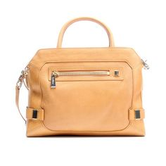 Maple and West Botkier Honore Satchel - Latte