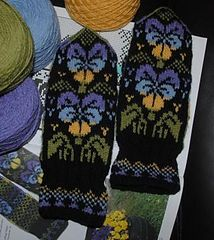 In English: The mittenbook - Solveig´s mittens It is a new Swedish pattern-book. Double Knitting Patterns, Knitted Mittens Pattern, Fair Isle Knitting Patterns, Knit Mittens, Knitted Gloves, Knitting Socks, Knitting Stitches, Hand Knitting, Knitting For Charity
