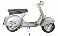 Vespa 150 GS de 1958 VS4T