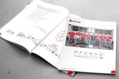 Broschüre, Design, Grafik, Brandschutz, Web Design, Corporate Design, Container, Fire Safety, Weaving, Design Web, Brand Design, Website Designs, Site Design