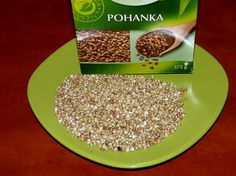 Jak uvařit pohanku | recepty Czech Recipes, Vegetable Recipes, Quinoa, Oatmeal, Rice, Cooking Recipes, Bread, Vegetables, Breakfast