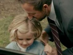 I love this little girl from the Subaru commercial!