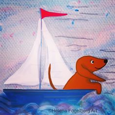 Who can sail without wind?