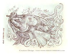 http://www.creaturespot.com/main/2013/6/12/anatomy-creatures-concept-sketches-illustrations.html