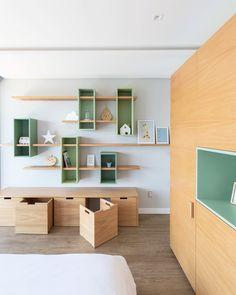 Kids Furniture, Furniture Design, Boys Room Design, Creative Kids Rooms, Bookshelf Design, Kids Bedroom, Ikea, Room Decor, Interior Design