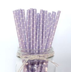Hey, I found this really awesome Etsy listing at http://www.etsy.com/listing/163519496/25-count-light-purple-lavender-and-white