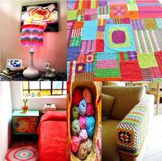Como aproveitar sobras de tecidos, rendas e crochê antigos - VilaClub