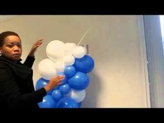BALLOON ARCH-How to make a flat packed balloon arch (airfilled)