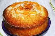 Hierbabuena y Pimienta: Olive oil cake o bizcocho de aceite de oliva ecológica