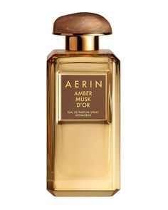 Amber Musk d`Or Aerin Lauder perfume - a new fragrance for women 2017